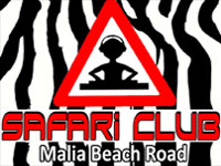 Safari Club - Malia beach road